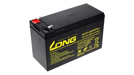 Akumulátor Avacom Long 12V 7Ah F1 (PBLO-12V007-F1A)