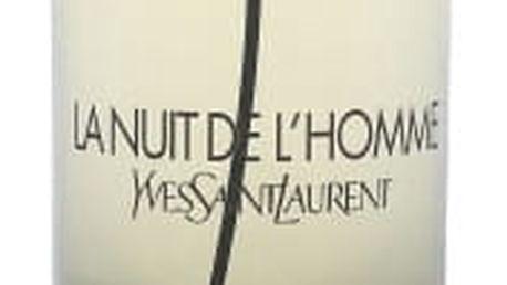 Yves Saint Laurent La Nuit De L´Homme 200 ml toaletní voda pro muže