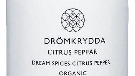 ADD:WISE Citronová sůl s pepřem a chrpou 100gr, čirá barva, sklo