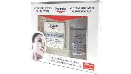 EUCERIN Hyaluron-Filler 2 dárkový balíček