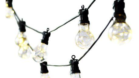 Světelný řetěz Garden Trading Festoon Lights, 10 světýlek