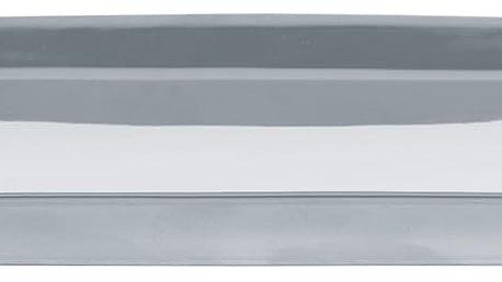 Kleine Wolke odkladací tácek Glamour stříbrná