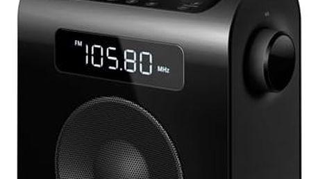 Radiopřijímač Philips AE2600B černý