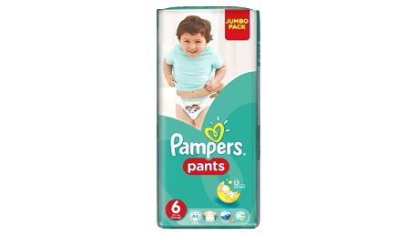 Pampers Jumbo Pack vel. 6, 44ks