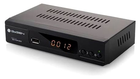GoGEN DVB168T2PVR černý