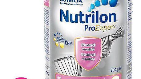 6x NUTRILON 2 ProExpert HA (800g) - kojenecké mléko