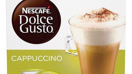 Kapsle pro espressa Nescafé Dolce Gusto CAPPUCCINO