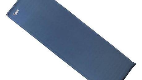 Yate Camping 198x66x7,5 cm šedá/modrá