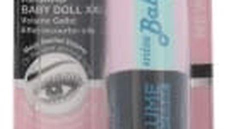 L´Oréal Paris Mega Volume Miss Baby Roll 9,1 ml řasenka voděodolná pro ženy Black Waterproof