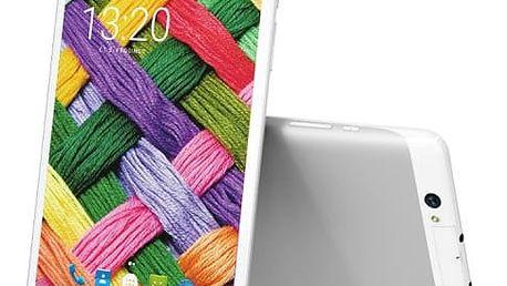Dotykový tablet Umax VisionBook 8Q LTE (UMM200V8L) bílý SIM karta T-Mobile 200Kč Twist Online Internet + Software F-Secure SAFE, 3 zařízení / 6 měsíců v hodnotě 1 179 Kč + DOPRAVA ZDARMA