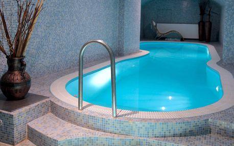 Víkendový pobyt s wellness v Nitre v Hoteli Capital****