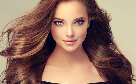 Nový střih nebo barvení pro všechny délky vlasů