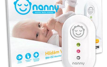 Nanny BM-02 bílá