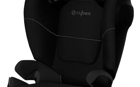 CYBEX Autosedačka Solution M-FIX SL (15-36 kg) Pure Black 2018