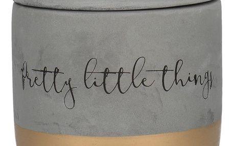 Betonová dóza CreativeTops Pretty Little Things
