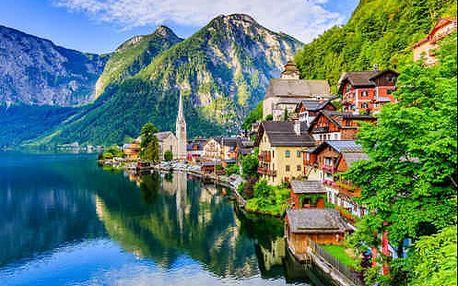 Zajímavý zájezd do Rakouska, solné doly v Hallstatt a romantické městečko Gosau
