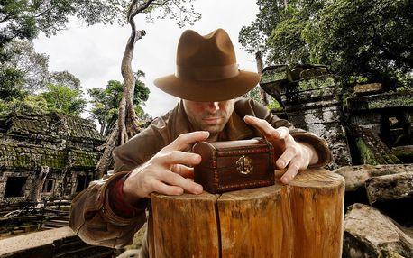 Seznamovací úniková hra Indiana Jones: 60 minut