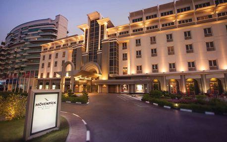 Spojené arabské emiráty - Dubai na 11 až 15 dní, plná penze, polopenze nebo snídaně s dopravou letecky z Prahy