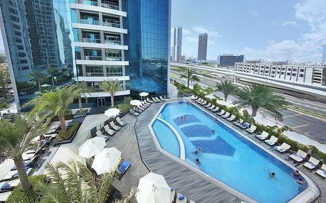 Spojené arabské emiráty - Dubai na 8 až 9 dní, plná penze, polopenze nebo snídaně s dopravou letecky z Prahy