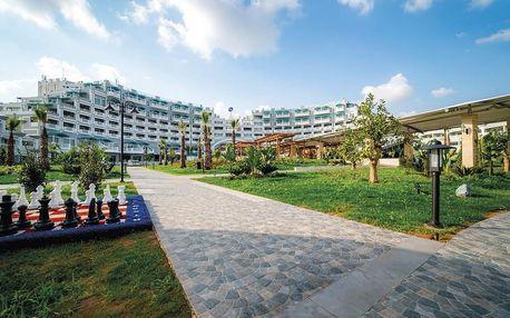 Kypr - Severní Kypr na 8 dní, ultra all inclusive s dopravou letecky z Brna