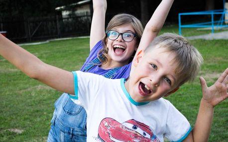 Tábor Easyspeak: 10 dní zábavy v anglickém jazyce