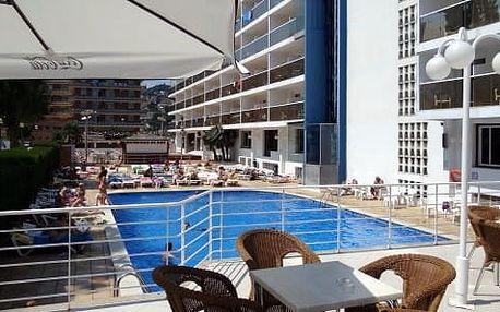 Španělsko - Costa del Maresme na 8 dní, polopenze s dopravou vlastní