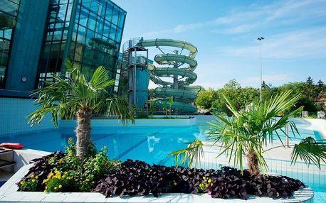 Maďarsko, Ostřihom - Portobello Wellness & Yacht Hotel přímo propojeném s venkovním aquaparkem