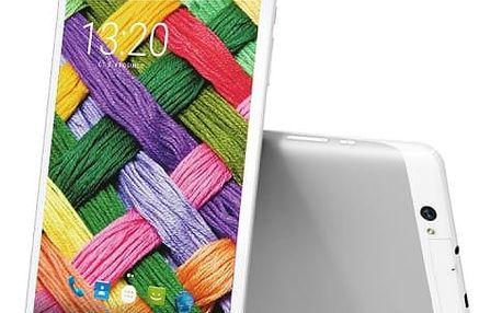 "UMAX tablet PC VisionBook 8Q LTE/ 8"" IPS/ 1280x720/ 1GB/ 16GB Flash/ GPS/ micro HDMI/ micro USB/ Android 6.0/ bílý"