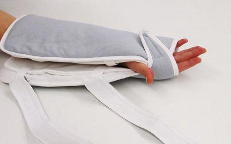 Priessnitzův zábal: ortéza na ruku proti bolesti nebo doléčení poúrazových stavů