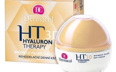 Dermacol 3D Hyaluron Therapy 50 ml denní pleťový krém proti vráskám pro ženy