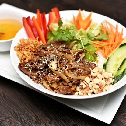 Vietnamské menu podle výběru pro 1 či 2