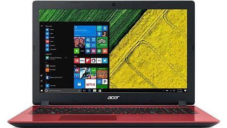 Acer Aspire 3 (A315-51-31XP) (NX.GS5EC.002) červený