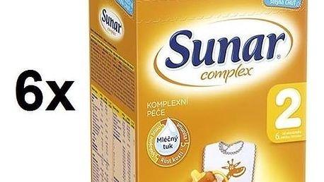 Sunar Complex 2, 600g x 6ks