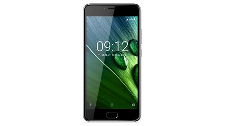 Mobilní telefon Acer Z6 Plus LTE (HM.HX2EE.001) šedý Software F-Secure SAFE, 3 zařízení / 6 měsíců v hodnotě 979 Kč + DOPRAVA ZDARMA