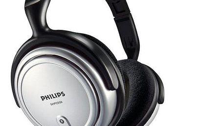 Sluchátka Philips SHP2500 černá/šedá (SHP250010)