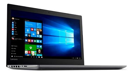 Notebook Lenovo IdeaPad 320-17AST černý + dárky (80XW000HCK)