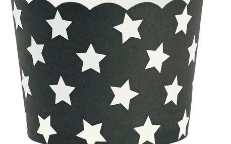 Sada 24 pečicích košíčků Miss Étoile Stars