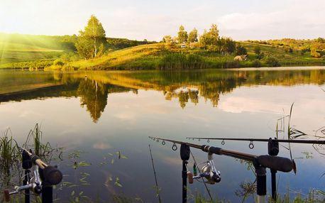 Penzion Najdek v jižních Čechách i s rybářskou povolenkou