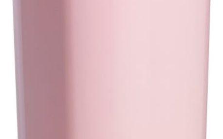 Světle růžová termolahev Root7 Canteen, 260 ml