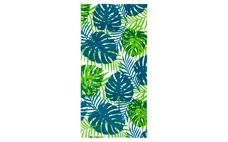 Plážová Osuška Green Leaf