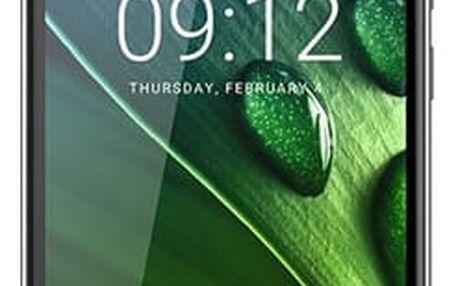 Mobilní telefon Acer Z6 Plus LTE šedý (HM.HX2EE.001)