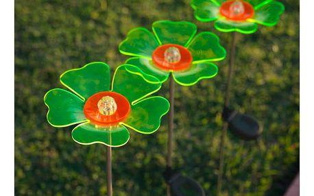 Svítidlo Solární Flower