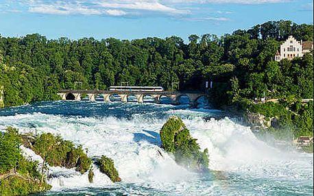 Zájezd do Švýcarska, na kterém si vychutnáte nejmohutnější vodopády Evropy a malebná místa