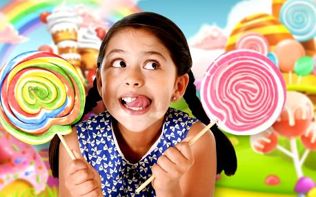 Kurz výroby cukrovinek pro děti od 5 let