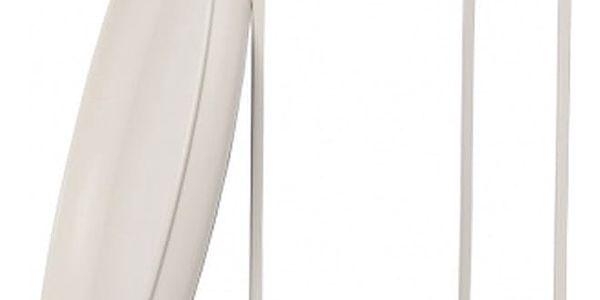Bílý malý odkládací stolek NORR11 Duke - doprava zdarma!5