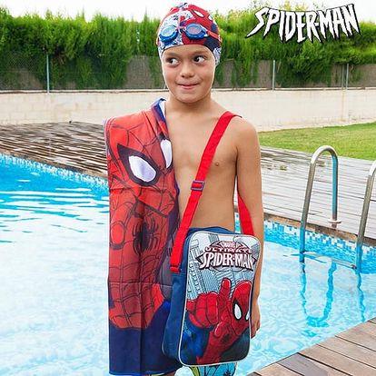 Batoh s Vybavením na Koupaliště Spiderman 4 části