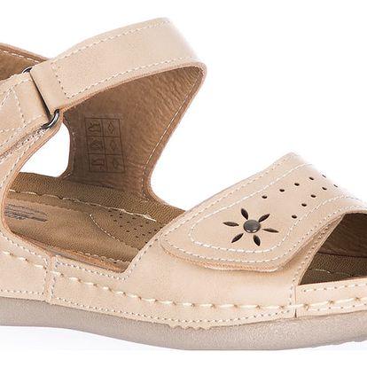 Camo Dámské sandály SUN se suchými zipy