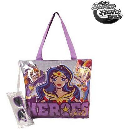 Plážová taška DC Super Hero Girls 42374