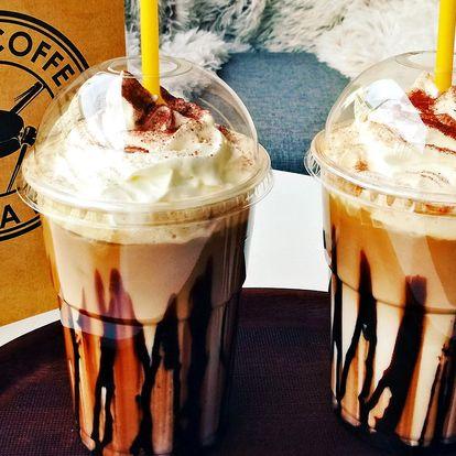 Káva přímo z pražírny: ledové latte či black coffee