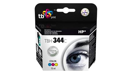 TB HP C9363EE (No.344) Color - kompatibilní (TBH-344C) červená/modrá/žlutá